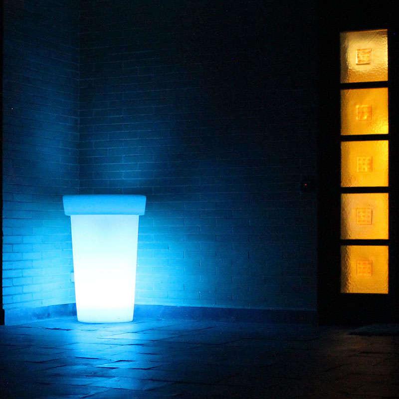 Macetero luminoso RGB GIANT