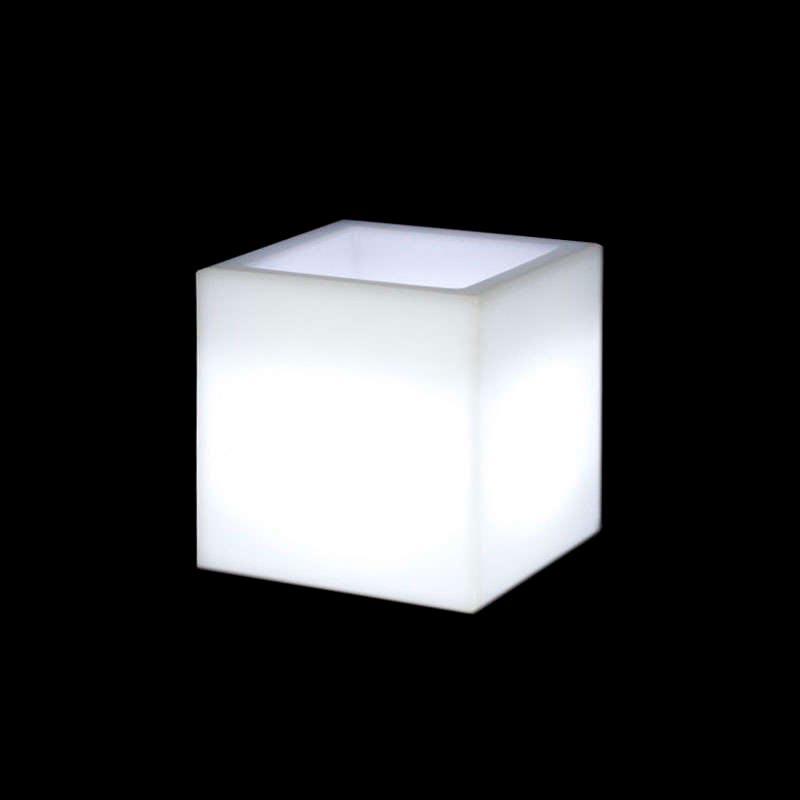 Macetero luminoso RGB Kantig Recargable