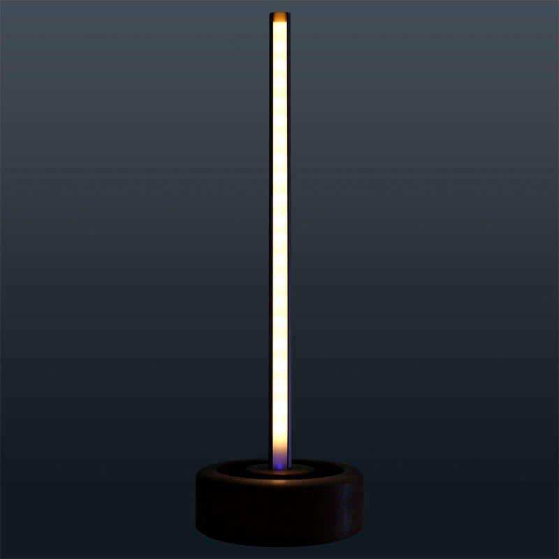 Lámpara led LUMO LIGNA BRUNA 2