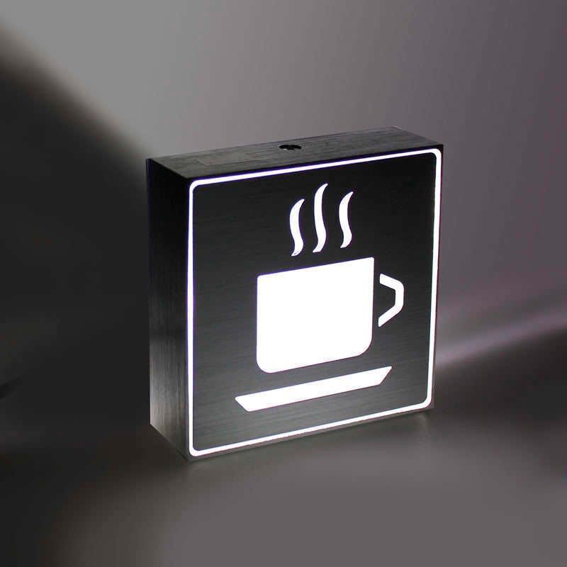 Signaled Cafetería, 10x10