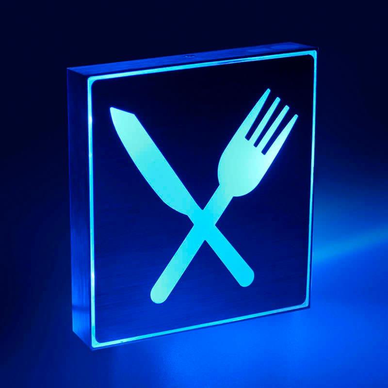 Signaled Restaurante, 20x20