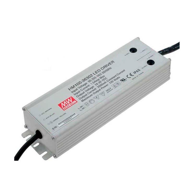 LED Driver 100W,  18-36VDC,  3000mA