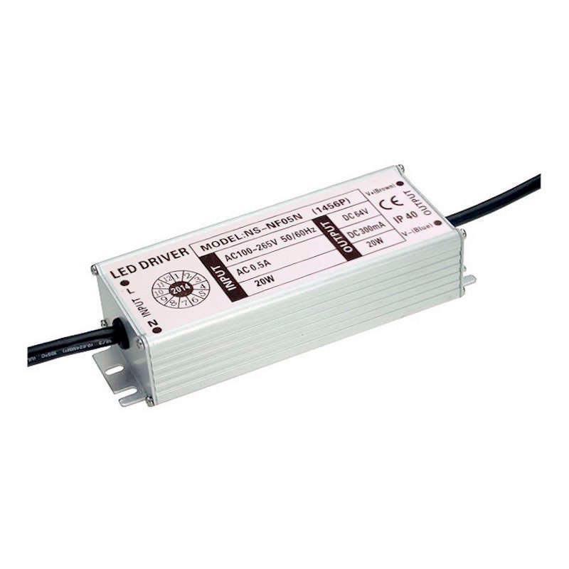 LED Driver DC64V/20W/300mA