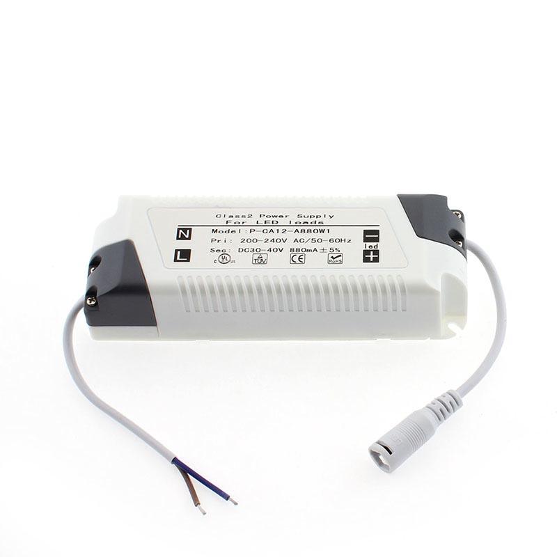 LED Driver DC27-42V/40W/880mA, Regulable