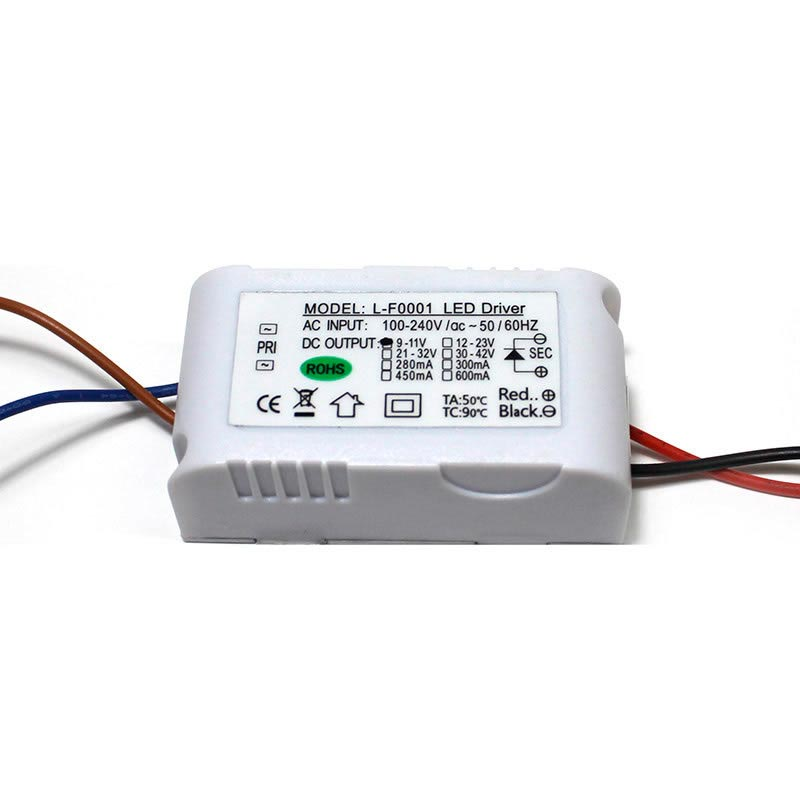 LED Driver DC9-12V/3x3W/700mA,IP67