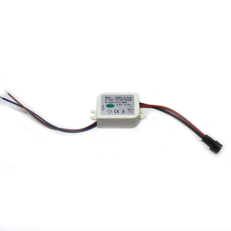 LED Driver DC3,5V/1x1W/300mA