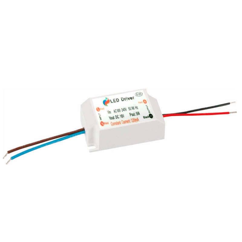 LED Driver 3-5W,  DC9-18V,  320mA