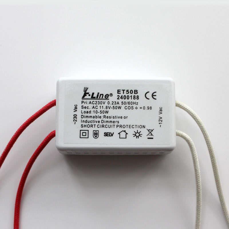 Power supply 12VAC/50W/4,2A