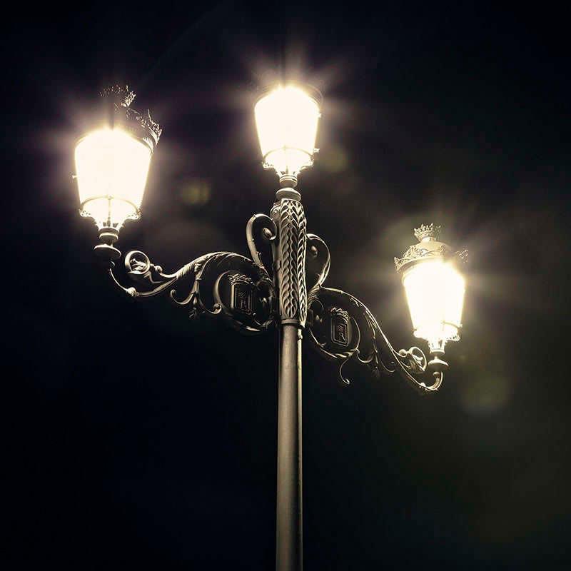 Bombilla LED para farolas Road SMD2835, 45W