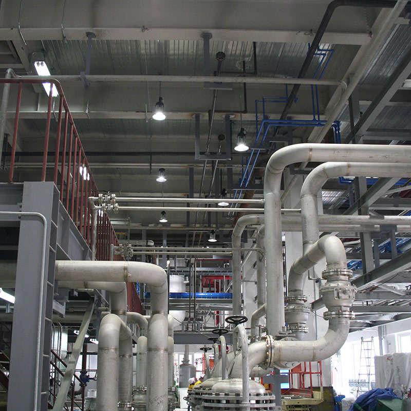 Campana industrial Led 100W, BridgeLux 45mil
