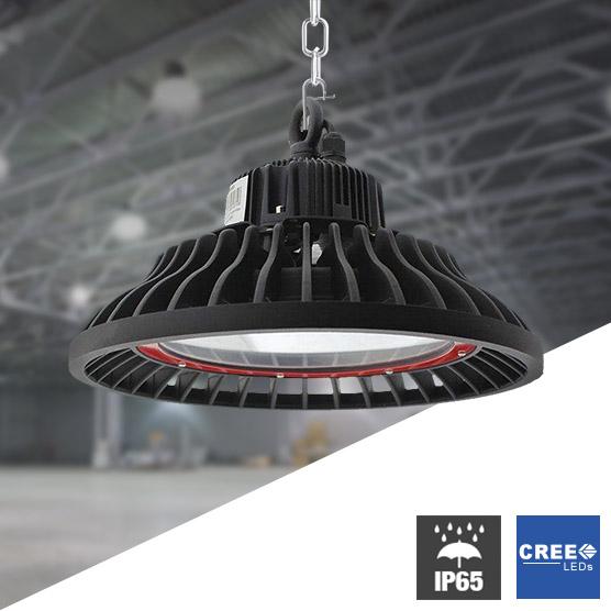 CAMPANAS UFO LED