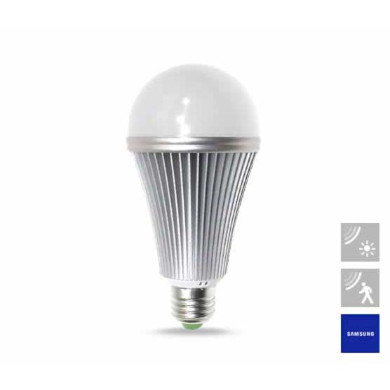 Bombillas led baratas donde comprar bombillas led ledbox for Bombilla sensor crepuscular