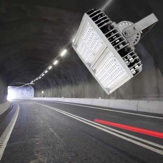 PROYECTOR LED PARA TUNEL