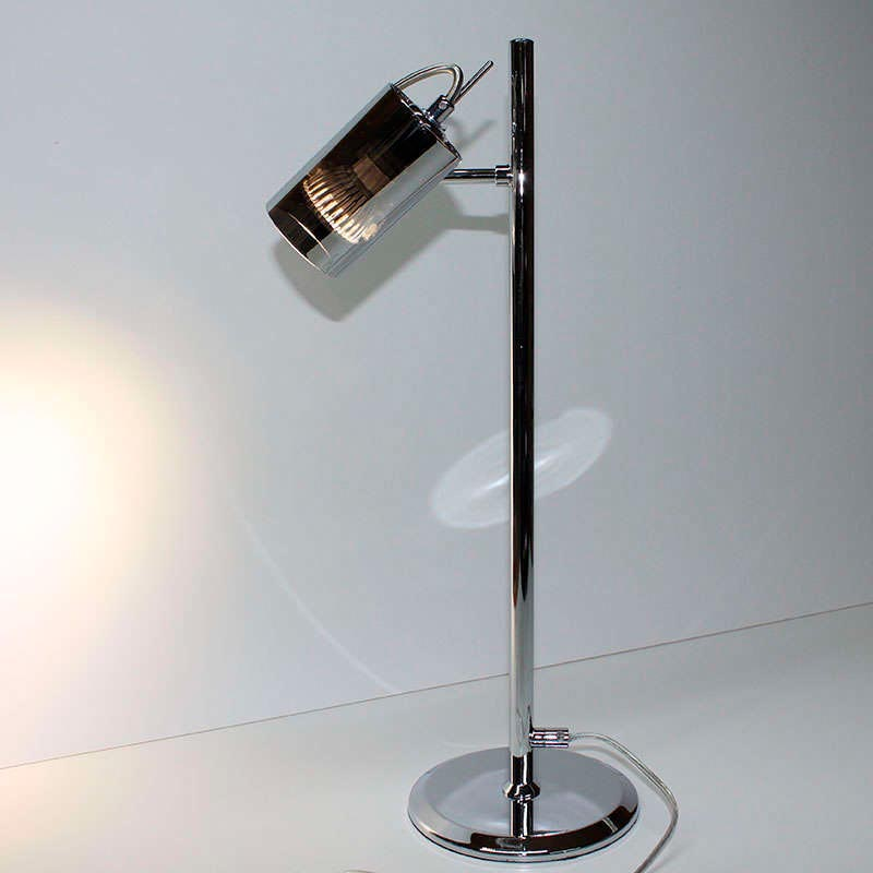 Lámpara GLASS TAB, Cromo