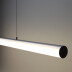 Lámpara colgante BAROUND SUSPEND, 35W, 100cm, Blanco neutro