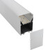 Lámpara colgante SERK SUSPEND, 35W, 100cm, Blanco cálido
