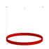 Luminaria colgante RING 56W, Ø900mm, Blanco neutro