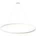 Luminaria colgante RING 115W, Ø1800mm, Blanco neutro