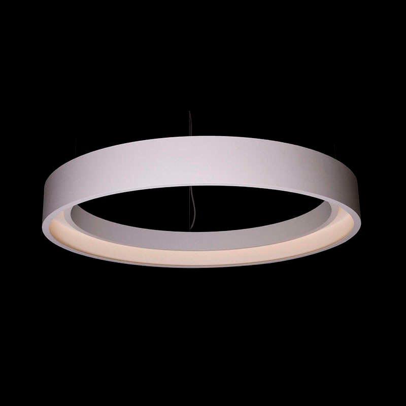 Luminaria colgante HOOP 36W, Ø45cm