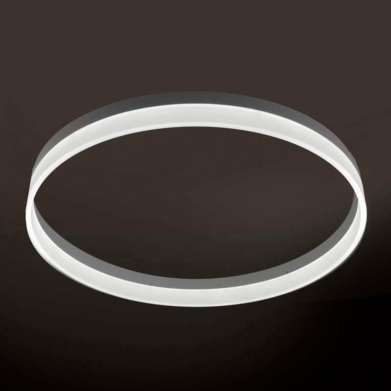 Luminaria colgante RING 50W, Ø80cm