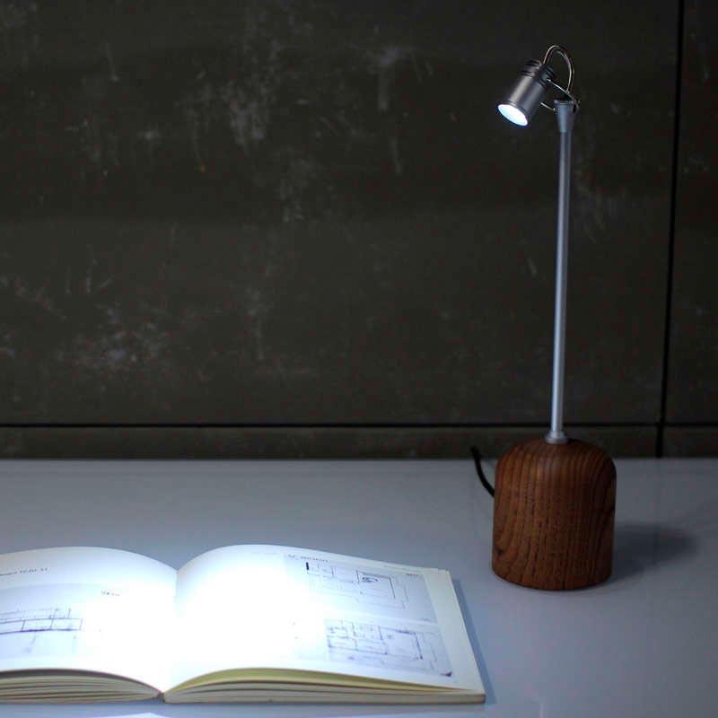 Led lamp,  LIGNO CEFALONIA