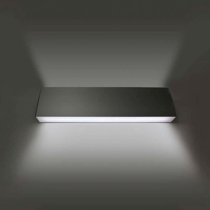 Aplique Led WALL 500, 15W