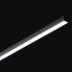 Lámpara colgante VART SUSPEND, 35W, 100cm, Blanco frío