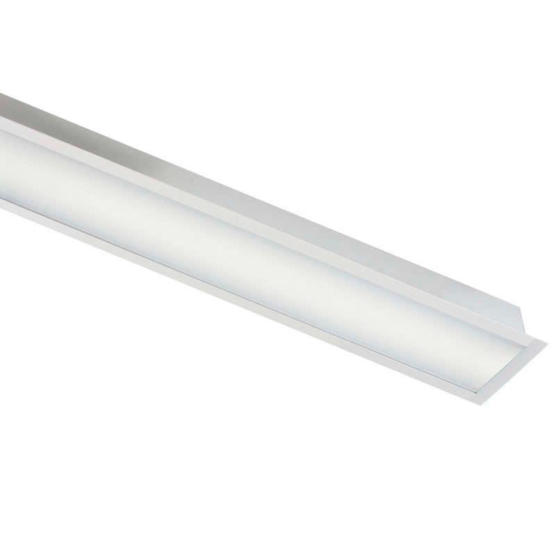 Downlight led lineal osic 40w 120cm regulable ledbox for Cerniere leroy merlin