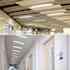 Luminaria Led de superficie SNOKE, 20W, 60cm, Blanco cálido