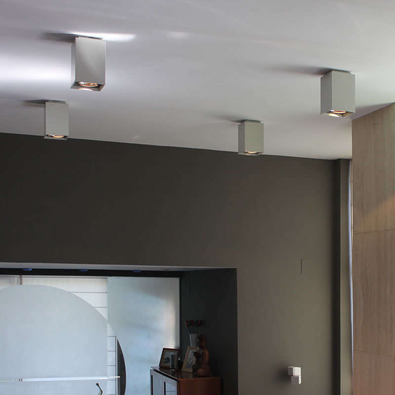 Housing for led downlight, KARDAN CITERA, 2 spots