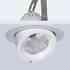 Downlight Led PRICKLUX TUBE 50W, Regulable, Blanco cálido 2700K, Regulable