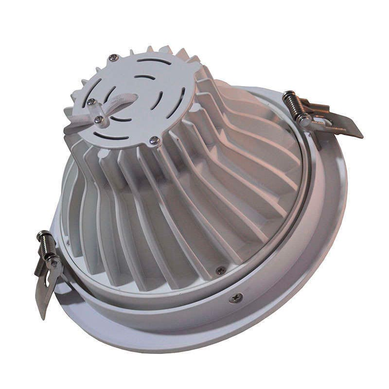 Downlight Led Round COB basculante 16W