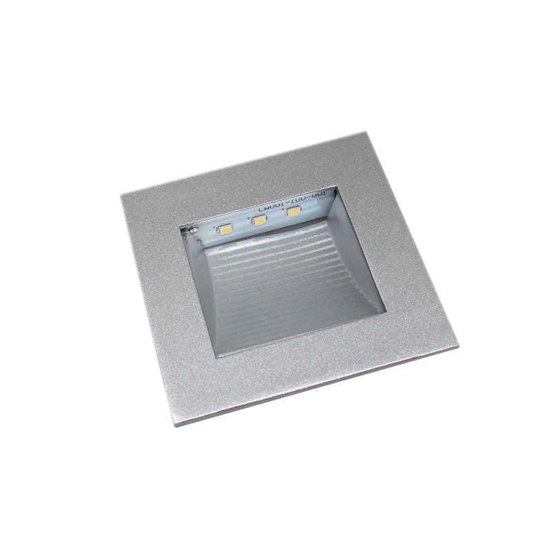 Baliza STOL 1,5W, silver