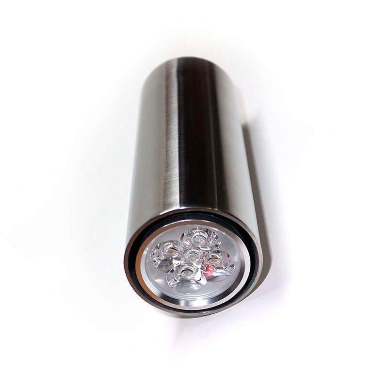 ASTRID, acier inox