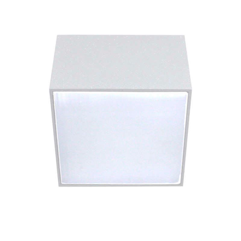 CUBE FRONT Blanco