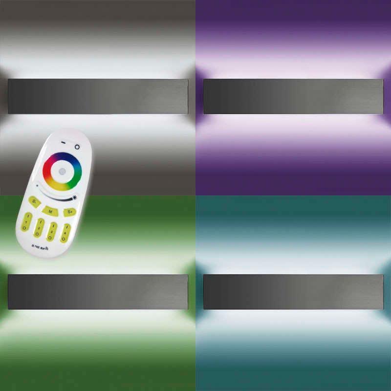 Aplique Led WALL 500, 15W, RGB