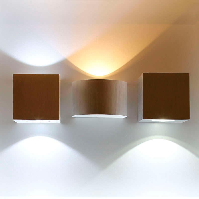 Led wall light KALAMOS 3W