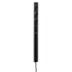 Barra Lineal VITRA LUX CREE, 5x1W, Negro, Blanco frío