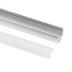 VITRA Perfil Aluminio 1m