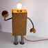 Luminaria de mesa ROBOT BLOCK Housing