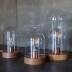 Lámpara BELL JAR 220, 8W, regulable