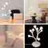 Lámpara de mesa BOJ, Blanco cálido