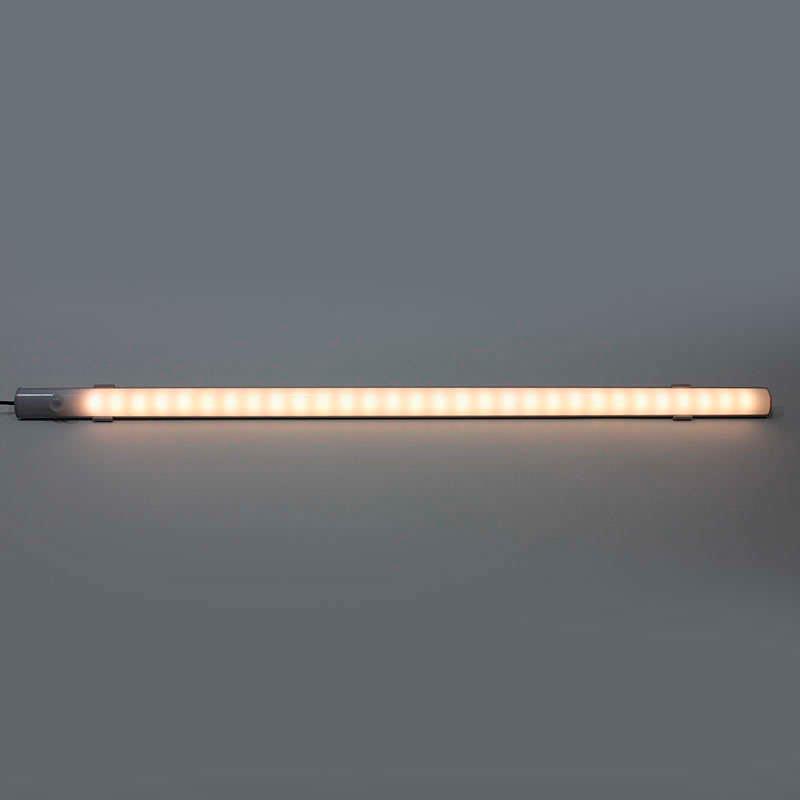 Barra lineal LED KORK con sensor PIR 7W, 61cm