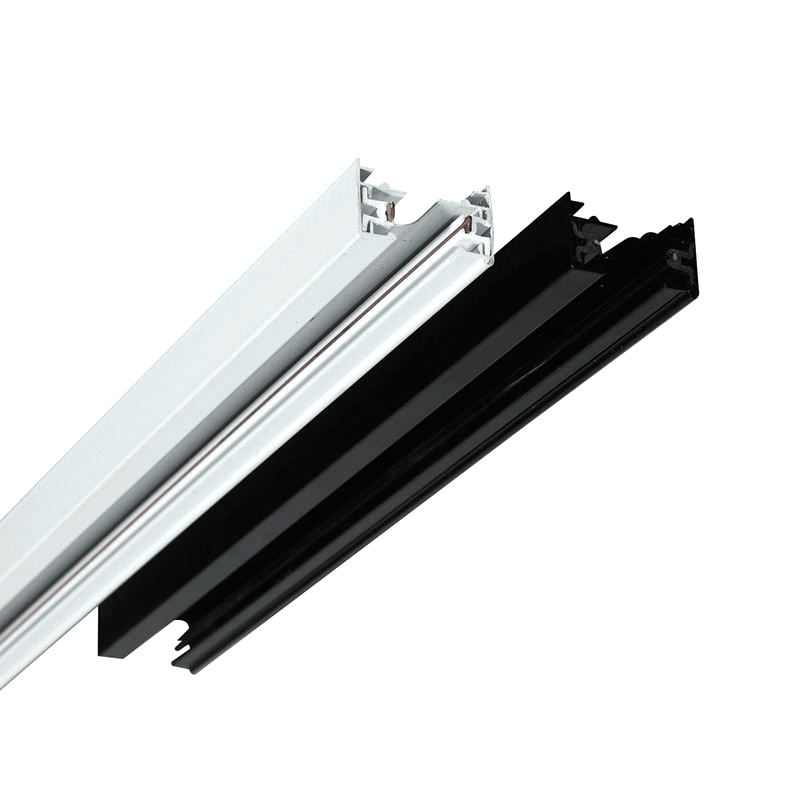 Rail for led spotlight (Track rail), 1m, white