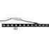 Proyector LED lineal, 24W, 220V, 0-10V regulable, 1m, Blanco neutro, Regulable