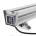 Proyector LED lineal, RGB+W+A, DMX512, 200W, 220V, 1 m, RGB + Blanco dual, Regulable