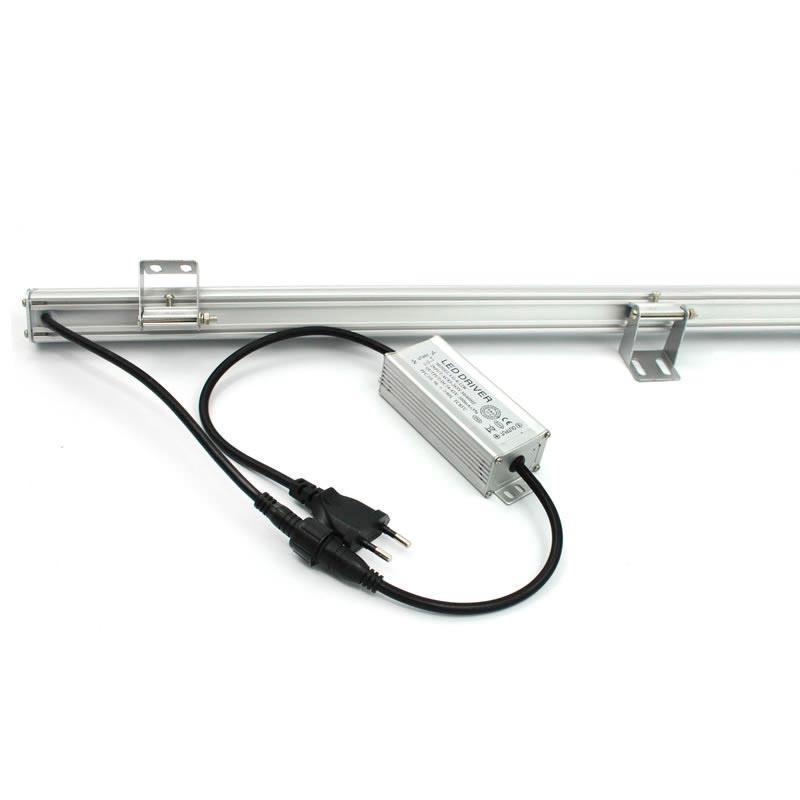 Proyector LED lineal, 24W, 220V, 1m