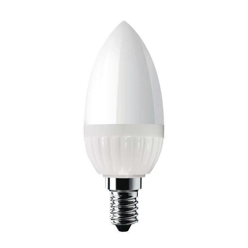 Bombilla LED Vela E14 frost 3W
