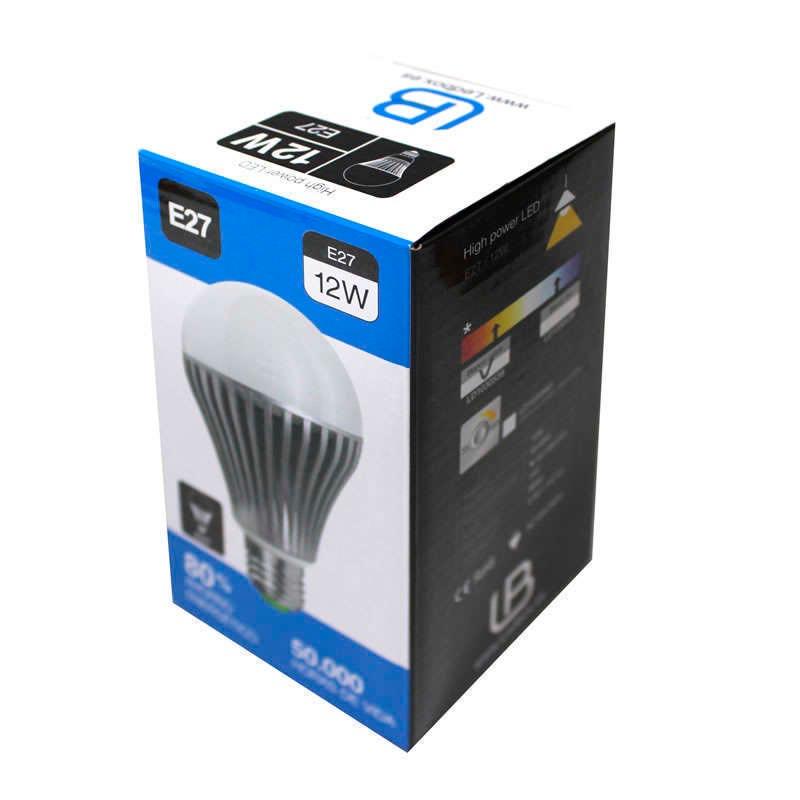Bombilla LED E27 12W,  SMD5630