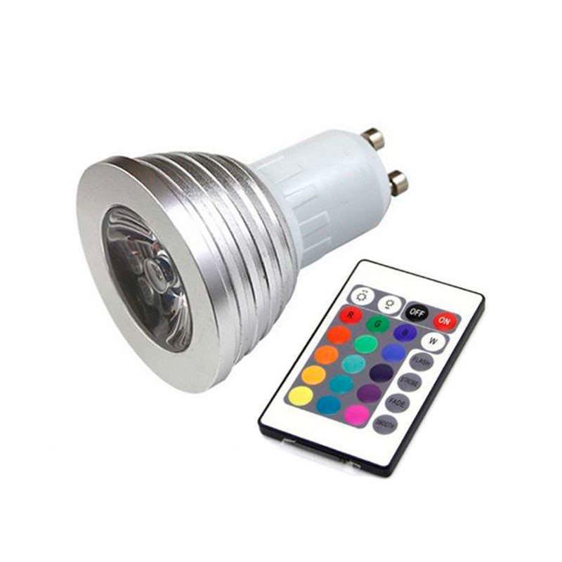 Ampoule GU10 LED,  3W